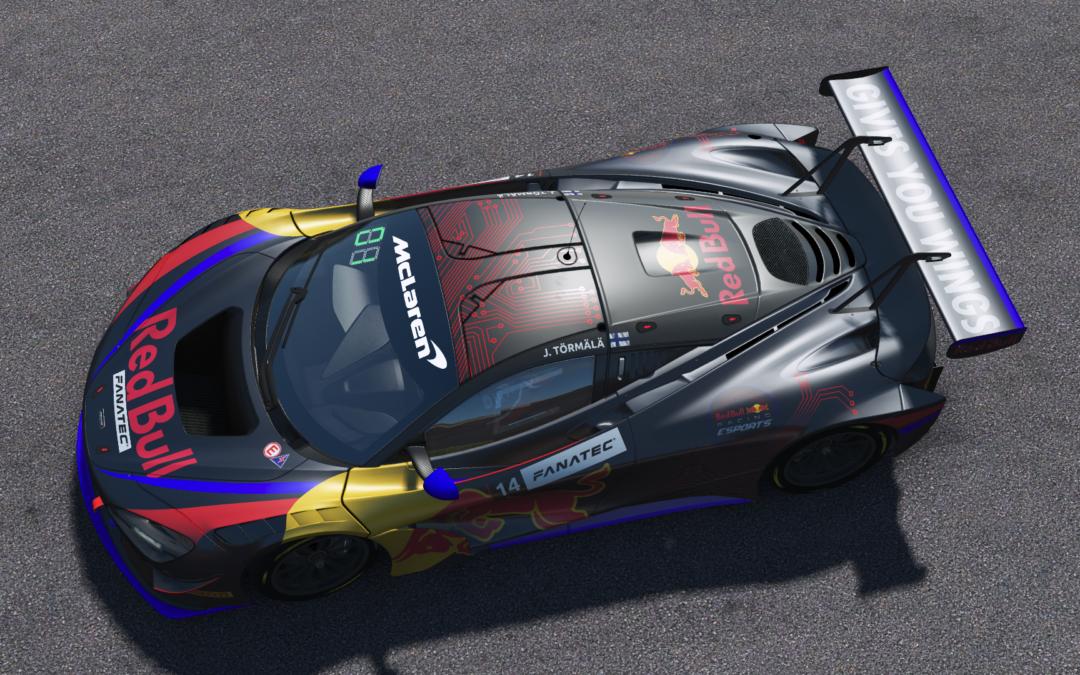 Dem McLaren Flügel verleihen