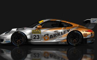 Mal wieder ein Porsche für Assetto Corsa…